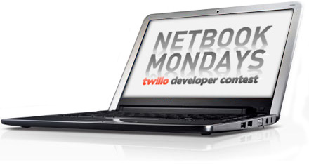 twilio-netbook-developer-contest
